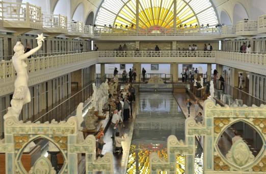 Histoire du mus e de la piscine de roubaix for La piscine roubaix