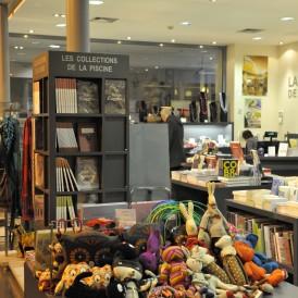 Boutique - Librairie