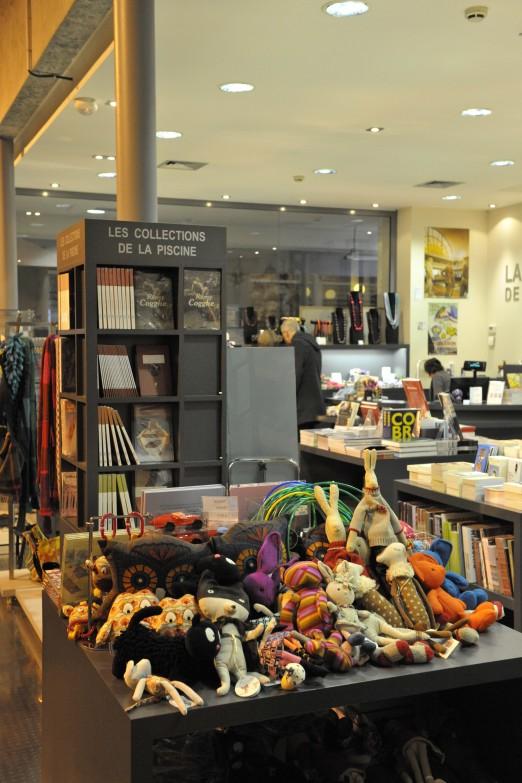 Boutique du mus e la piscine livres objets et ouvrages - Horaires piscine thalassa roubaix ...