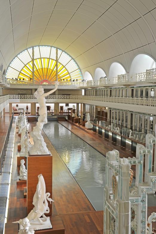 Histoire du mus e de la piscine de roubaix - Musee roubaix la piscine ...