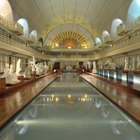 Musée La Piscine - Le grand bassin