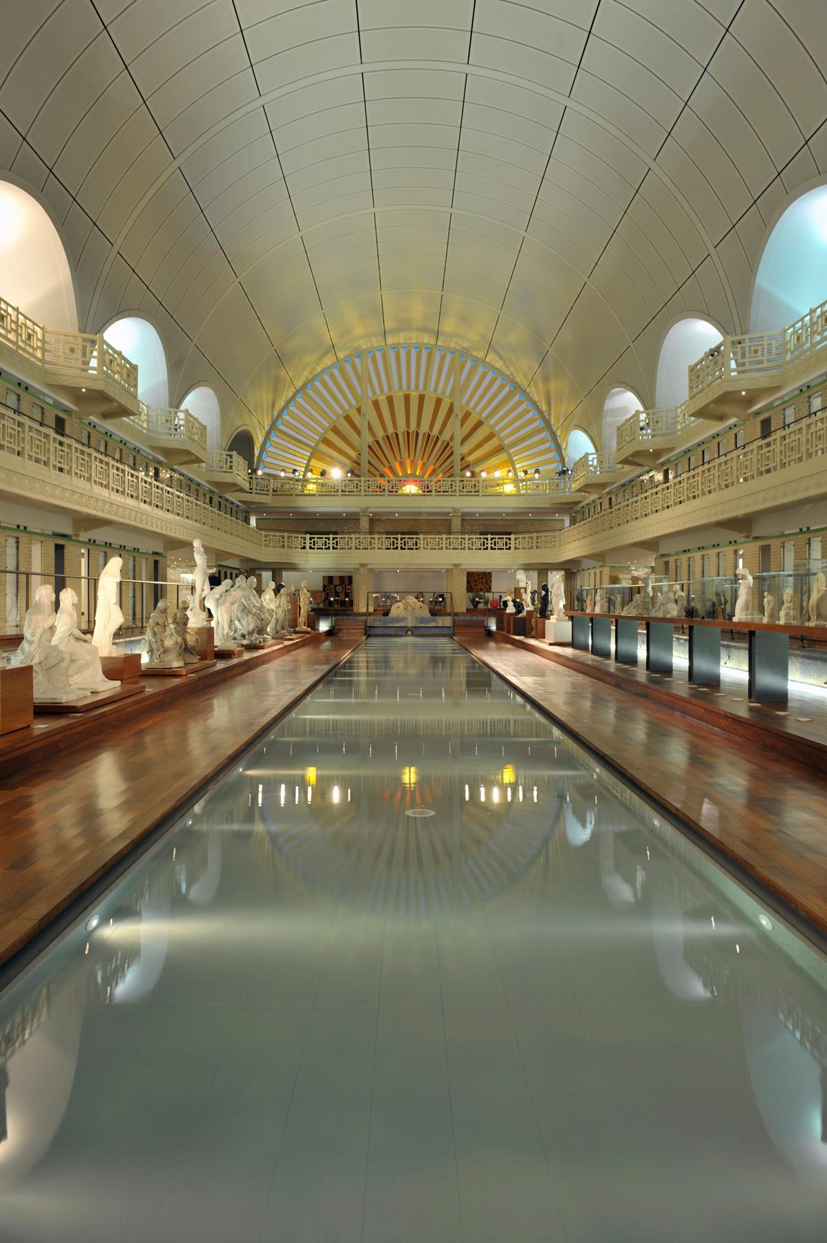 Partenaires touristiques du mus e de la piscine de roubaix for La piscine roubaix