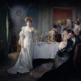 Julius S. STEWART (Philadelphie,1855 - Paris, 1919)