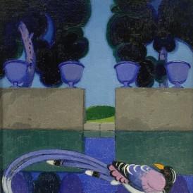 Simon Albert BUSSY (Dole, 1870-Londres, 1954)