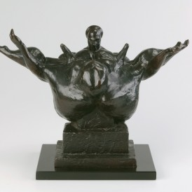 Gaston LACHAISE (Paris, 1882 – New-York, 1935)