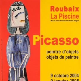 Picasso, peintre d'objets, objets de peintre
