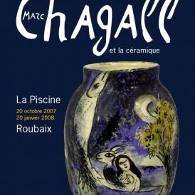 La Terre est si lumineuse : Marc Chagall et la céramique