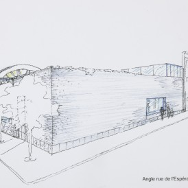 Extension Musée La Piscine