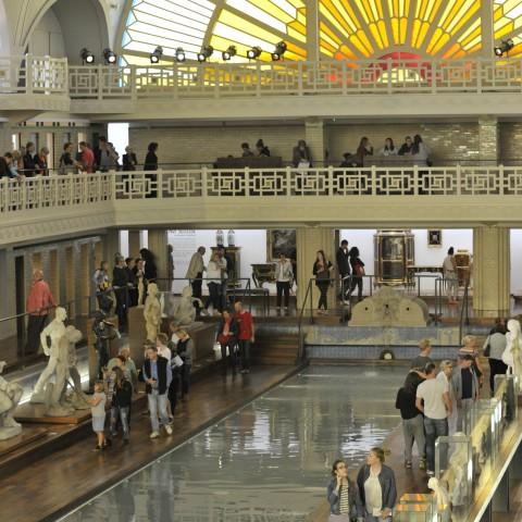 Visite musée La Piscine Roubaix