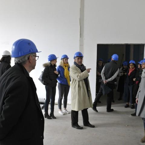 24.04.2017 Zone travaux Sévigné. Nouvel espace d'ateliers de pratiques artistiques_DSC5136