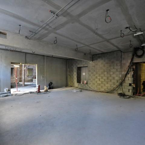 27.10.2017 Zone travaux Sévigné Réhabilitation des espaces