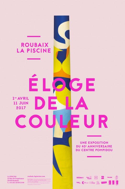 Exposition Centre Pompidou La Piscine Rouabix