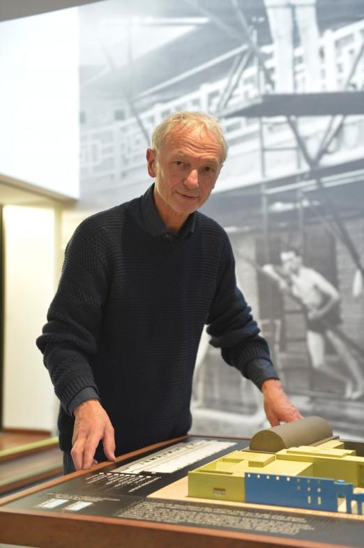 Jean-Paul Philippon La Piscine Roubaix
