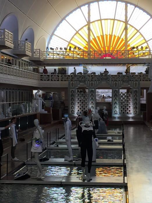 Fashion Tech Musée La Piscine