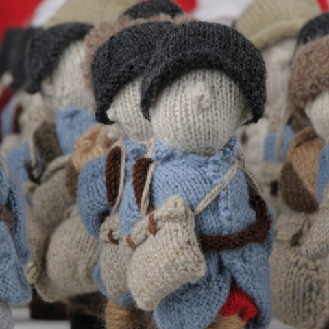 World War Wool