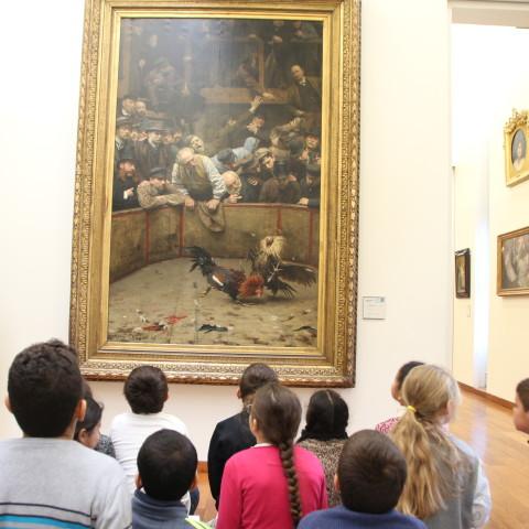 Musée solidaire : L'art au service de la réussite scolaire