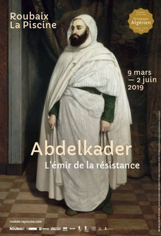 ABDELKADER, EMIR OF THE RESISTANCE - Roubaix La Piscine