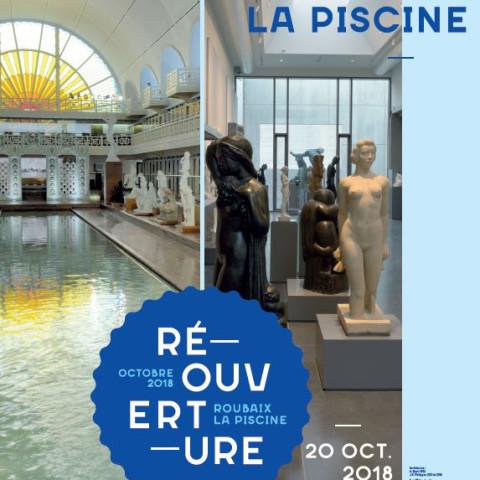 Affiche Réouverture Piscine 2