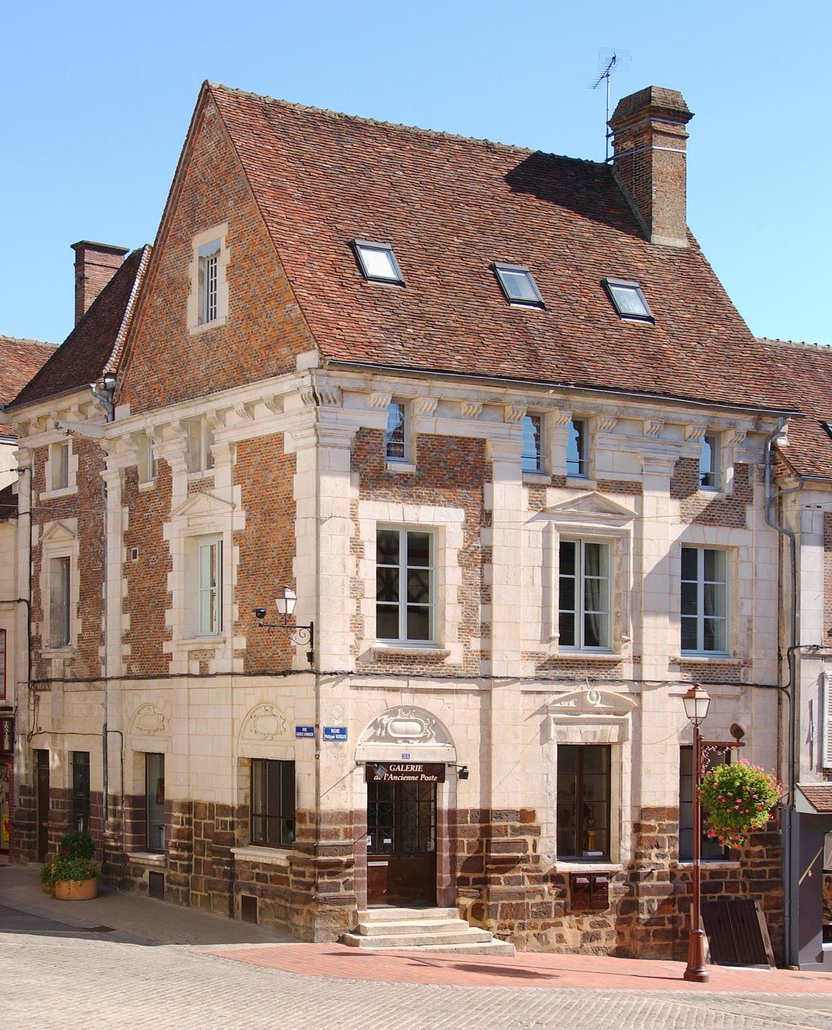 Photo De Galerie Exterieur galerie de l'ancienne poste- extérieur-photo gilles puech